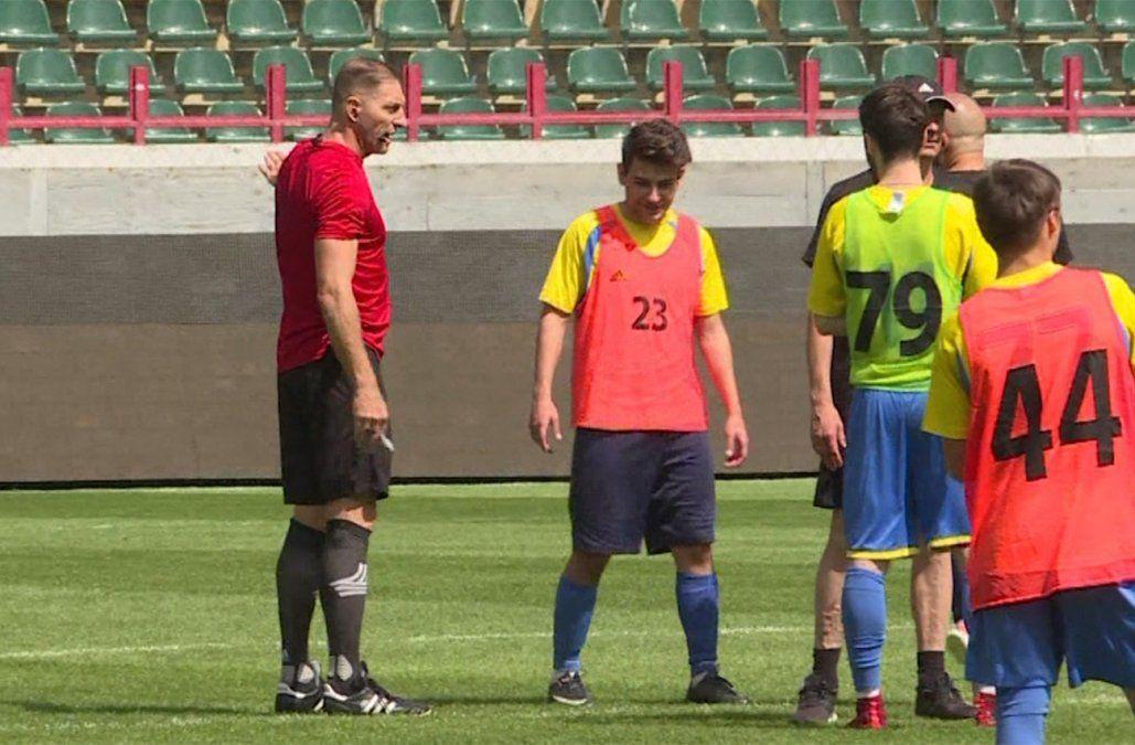El argentino Néstor Pitana será el árbitro del partido inaugural