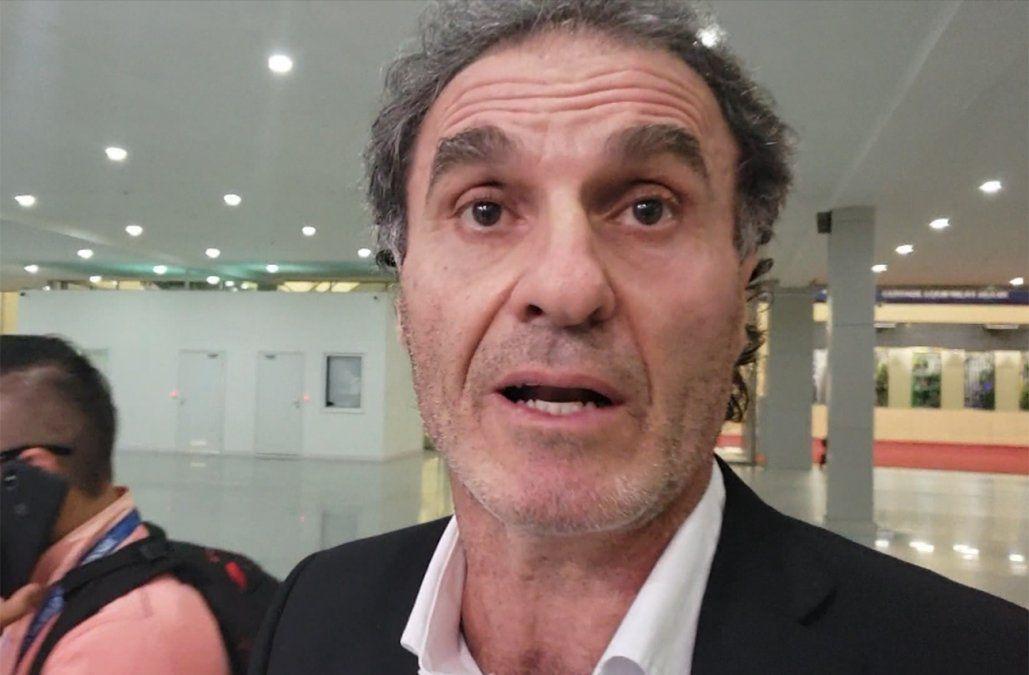 Ruggeri confirmó a Uruguay como candidato: tiene un equipazo