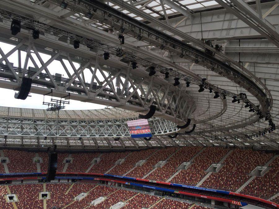 Llegó el día: Rusia y Arabia abren el mundial y la Celeste mira a sus rivales