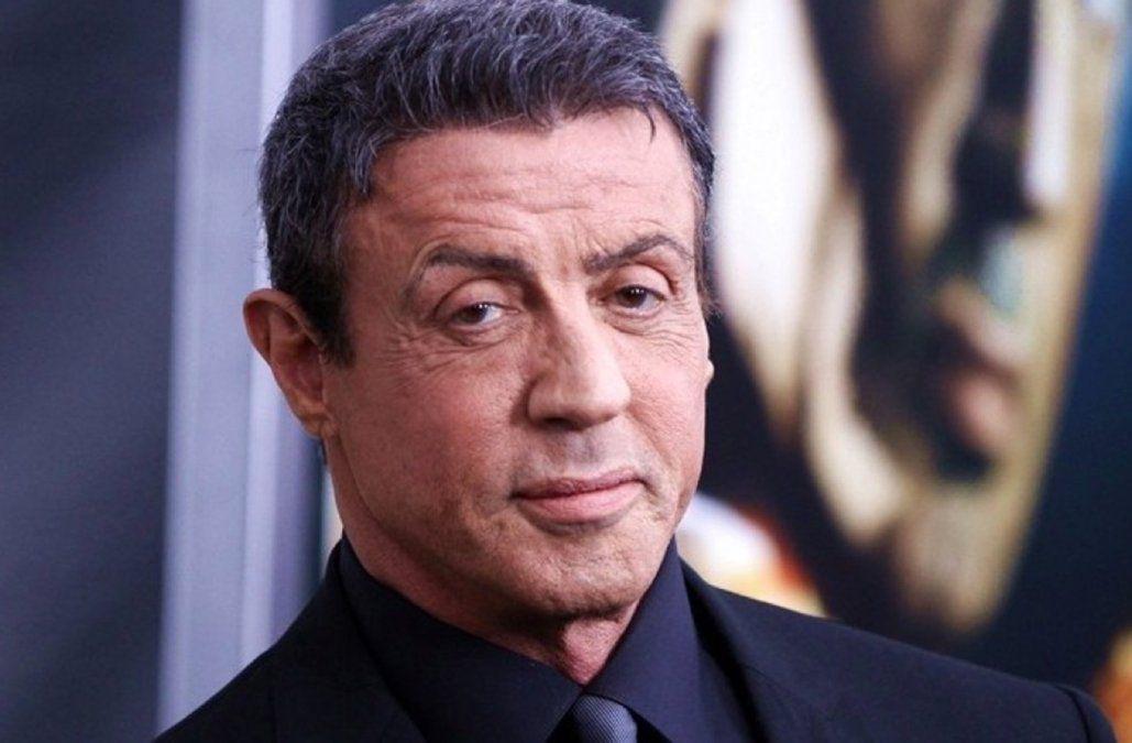 Sylvester Stallone colgó los guantes de Rocky Balboa