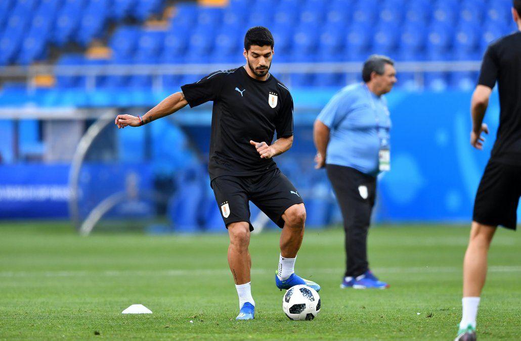 Mundial Uruguay a octavos de final... Arabia Saudita a casa