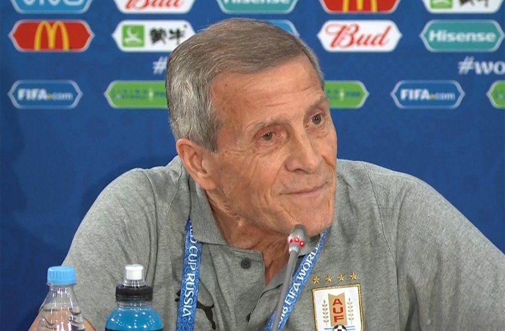 Uruguay irá con cambios ante Arabia: Sánchez y Cebolla serían titulares