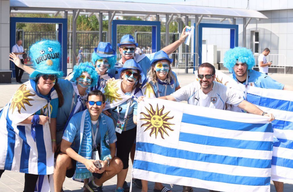 Foto: Twitter @Uruguay