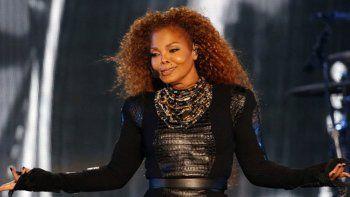Janet Jackson reveló su