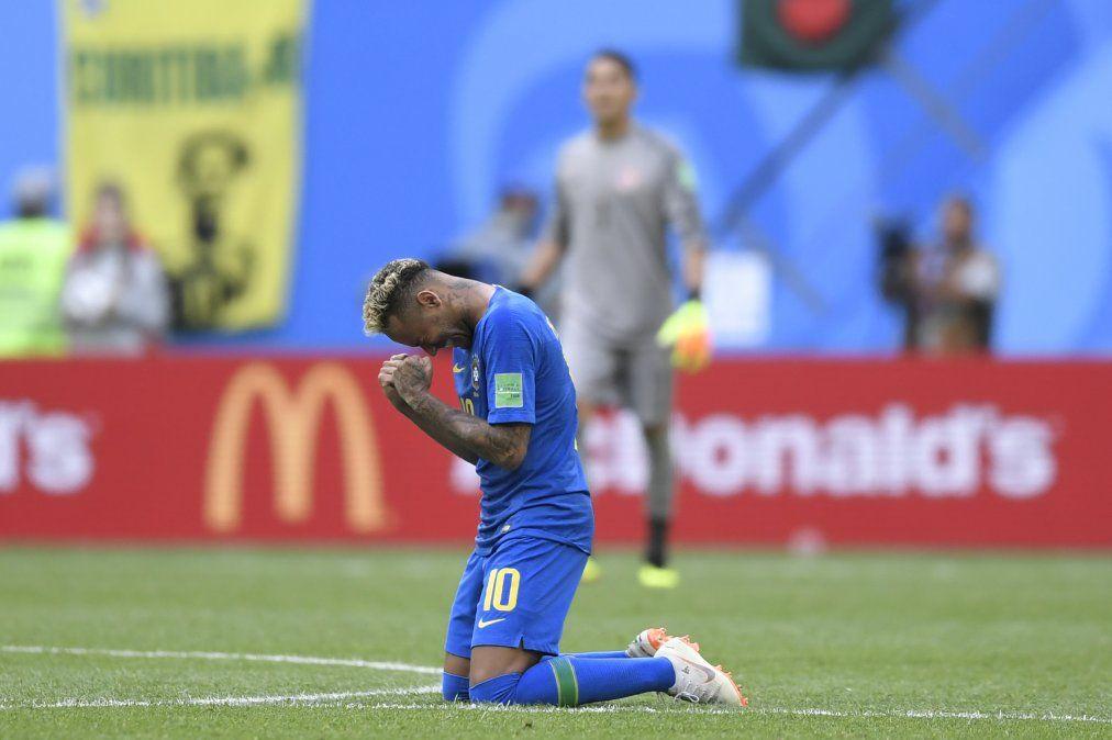 Neymar explica su llanto: Pocos saben lo que pasé para llegar hasta aquí