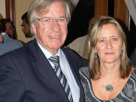 Asume como diputada Claudia Hugo, la pareja del ministro Danilo Astori