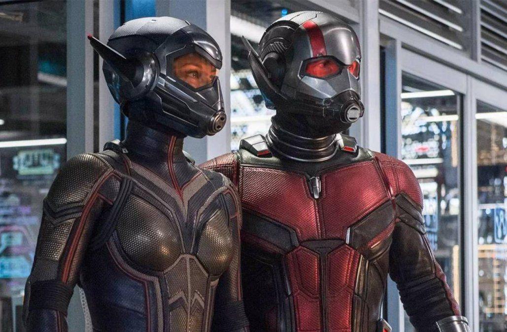 El hombre hormiga y la Avispa, la primera película de Marvel sobre una heroína