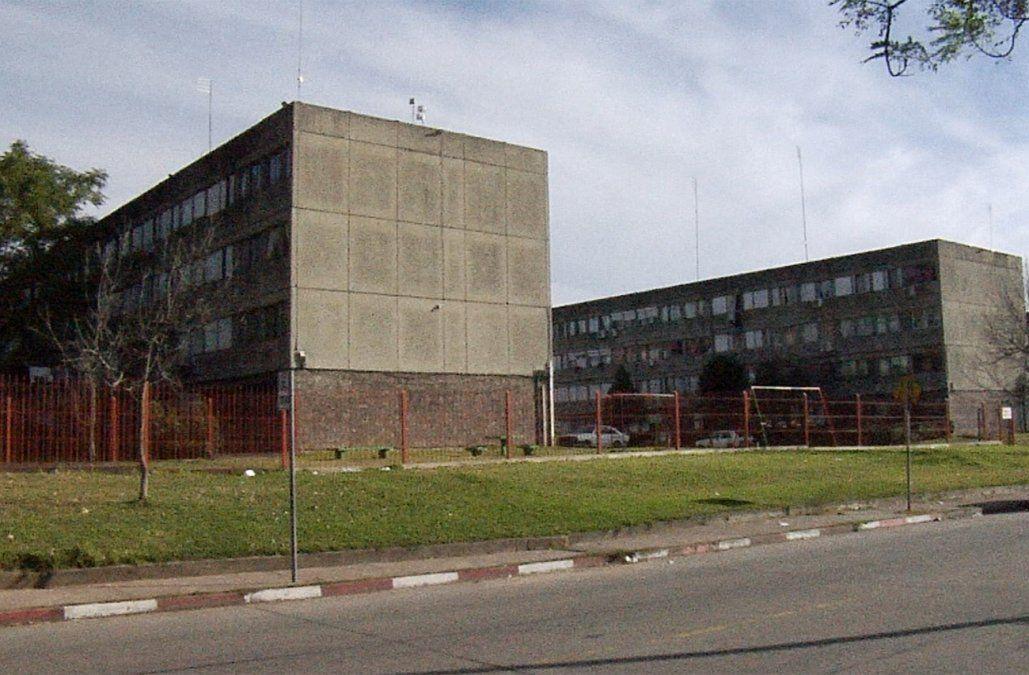 Hay 58 viviendas del complejo de Millán y Lecocq ocupadas ilegalmente