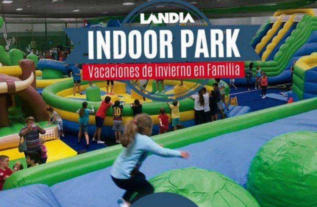En vacaciones de julio llega Landia Indoor Park