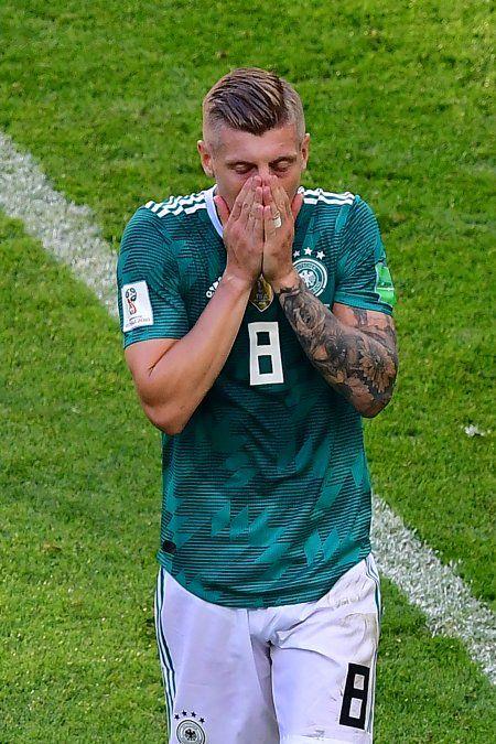 Como Alemania, muchos campeones cayeron en fase de grupos de mundiales
