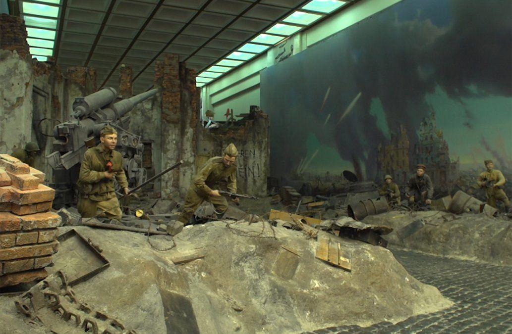 Un recorrido por el Museo de la Gran Guerra Patriótica, en Moscú