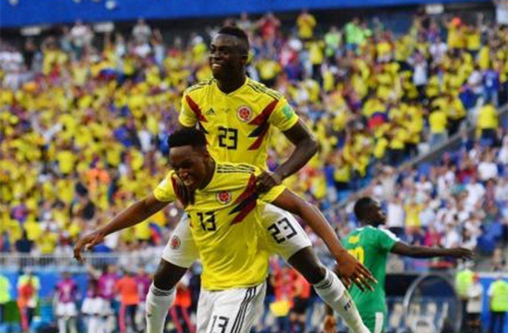 Yerry Mina recupera la confianza en Rusia tras la mala experiencia en Barcelona.