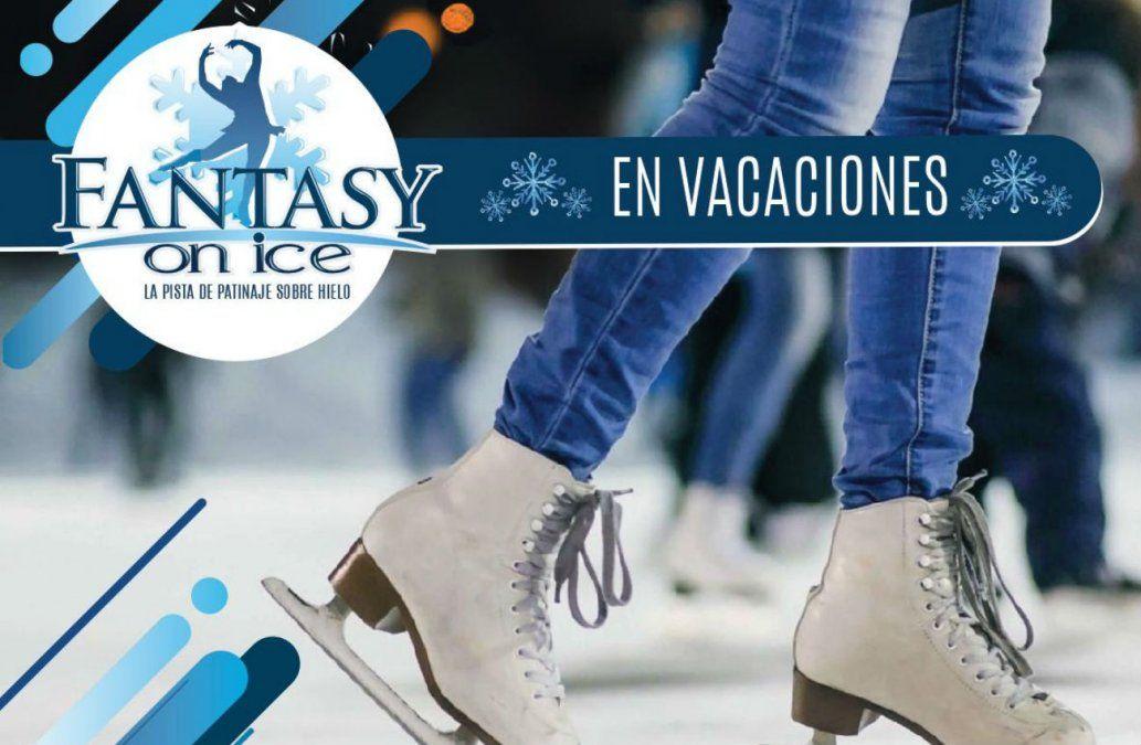 Fantasy on ice vuelve en vacaciones de julio