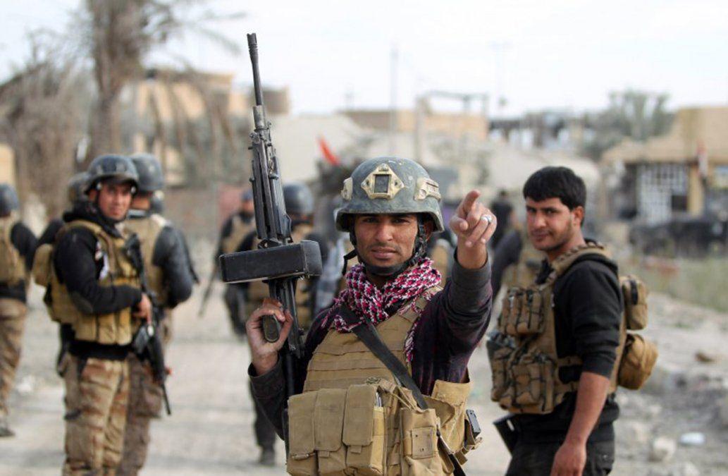 Irak dispone ejecución inmediata de todos los yihadistas condenados a muerte