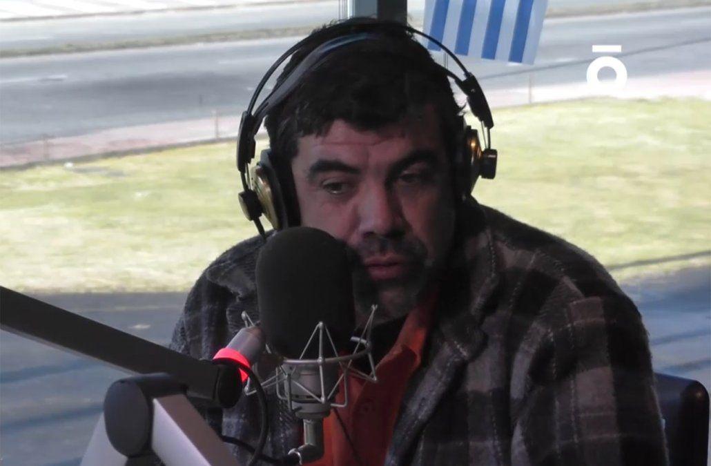 Óscar Andrade del Sunca no descarta ser candidato a presidente