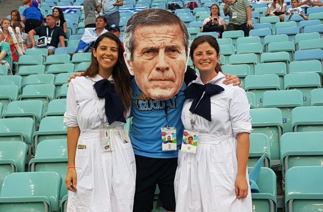 ¡Uruguay Nomá, en cuartos ante Francia!