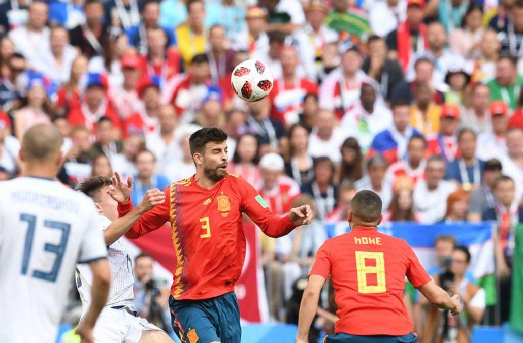 España queda eliminada en los penales ante Rusia en octavos del Mundial