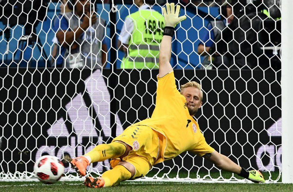 Croacia vence en penales a Dinamarca y jugará con Rusia en cuartos