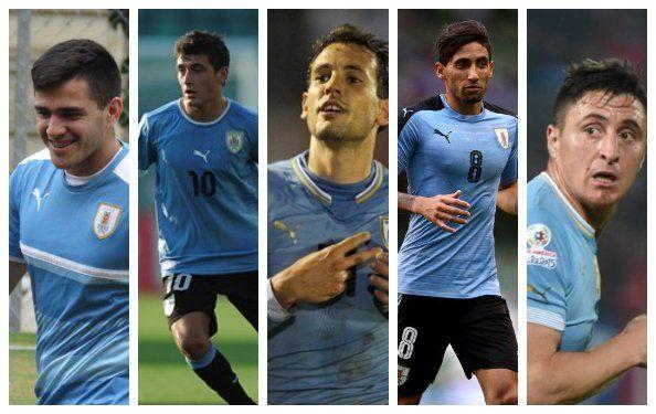 Si no juega Cavani ante Francia, ¿a quién le tocará?