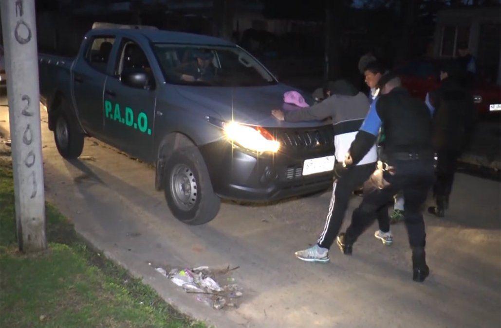 Crean 200 cargos para el PADO y presupuestan pago de nocturnidad a policías