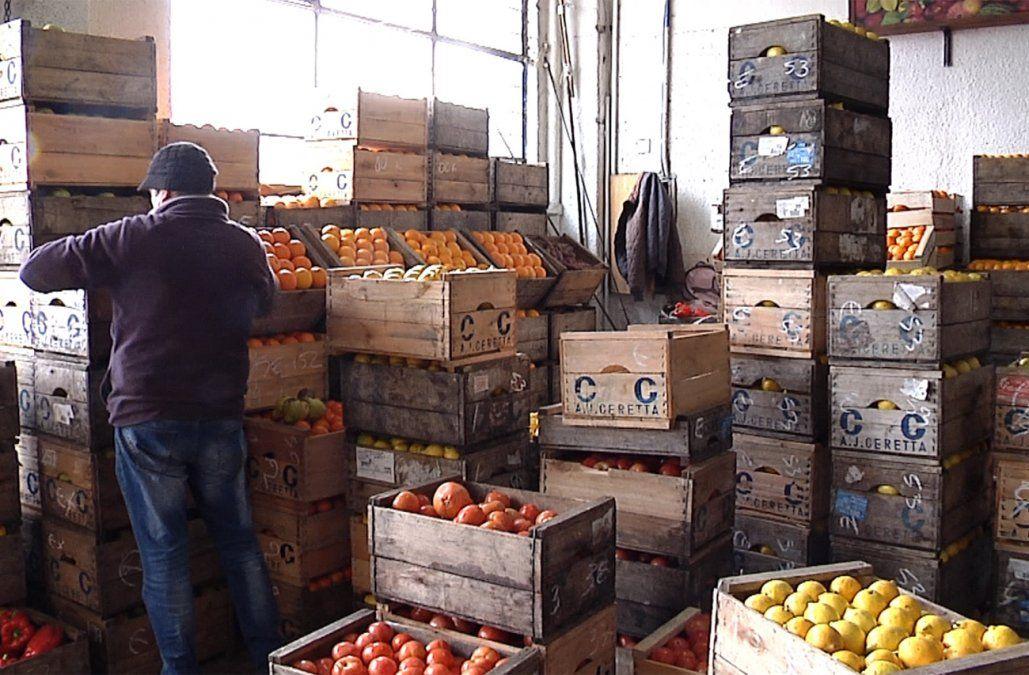 Aseguran que en setiembre se normalizarán precios de frutas y verduras