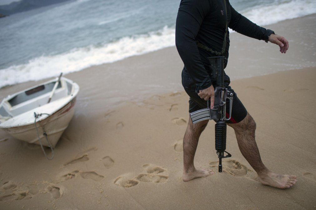 Mataron a 6 miembros de una familia en Río de Janeiro, sólo sobrevivió un bebé
