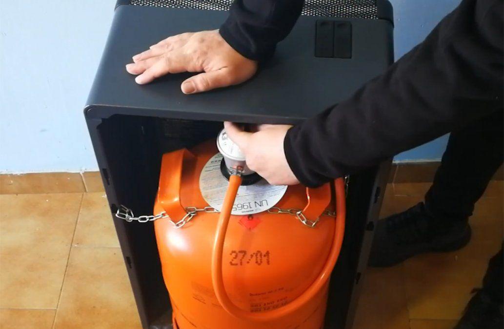 Muertes por asfixia: aumento por mal uso de estufas y calentadores a gas