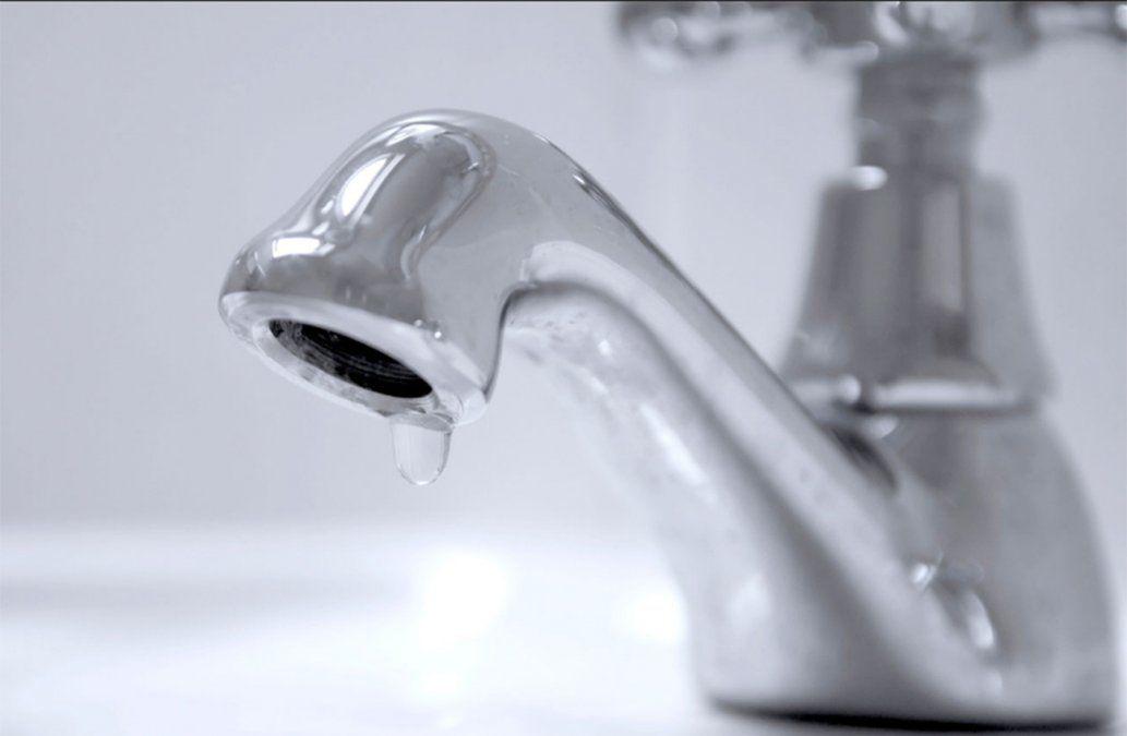 OSE informa sobre corte de agua en Montevideo y Canelones este martes