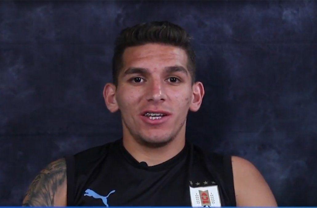 Habló Torreira sobre su presente en el Mundial: es lindo ser ídolo de muchos