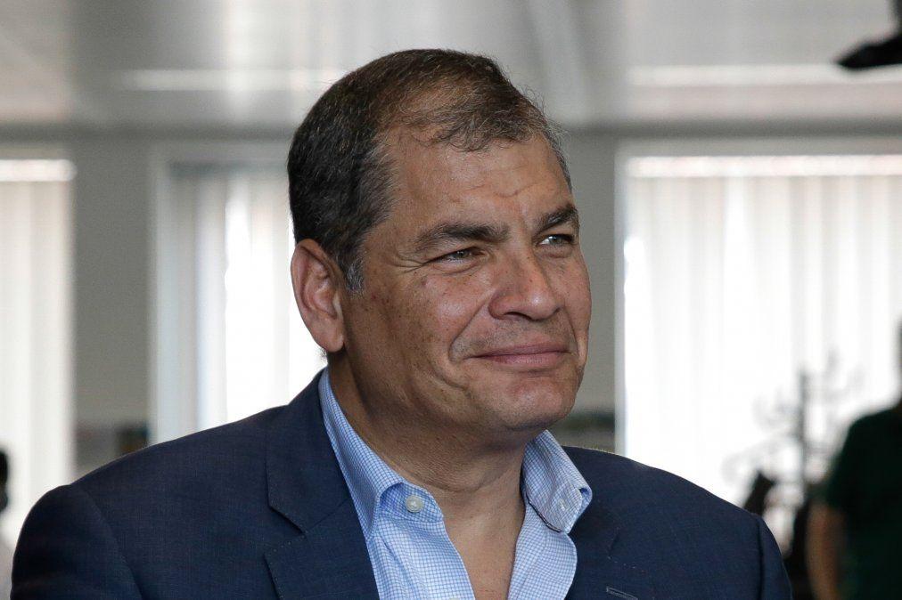 Ecuador lanza ofensiva diplomática contra Bolivia y Venezuela por respaldo a Correa