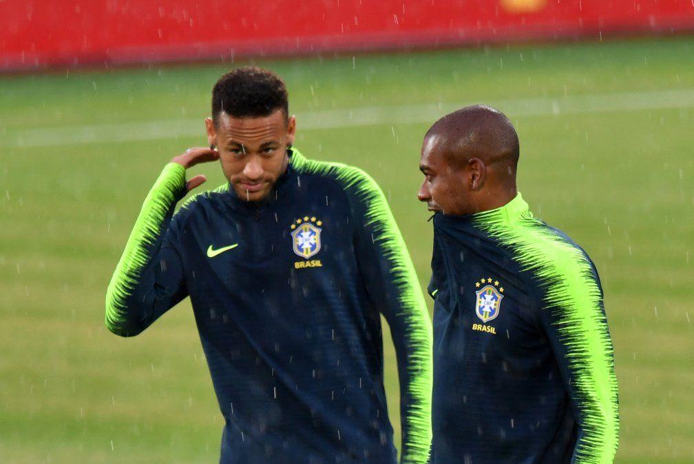 Brasil y Bélgica buscan un lugar en la semifinal con Francia