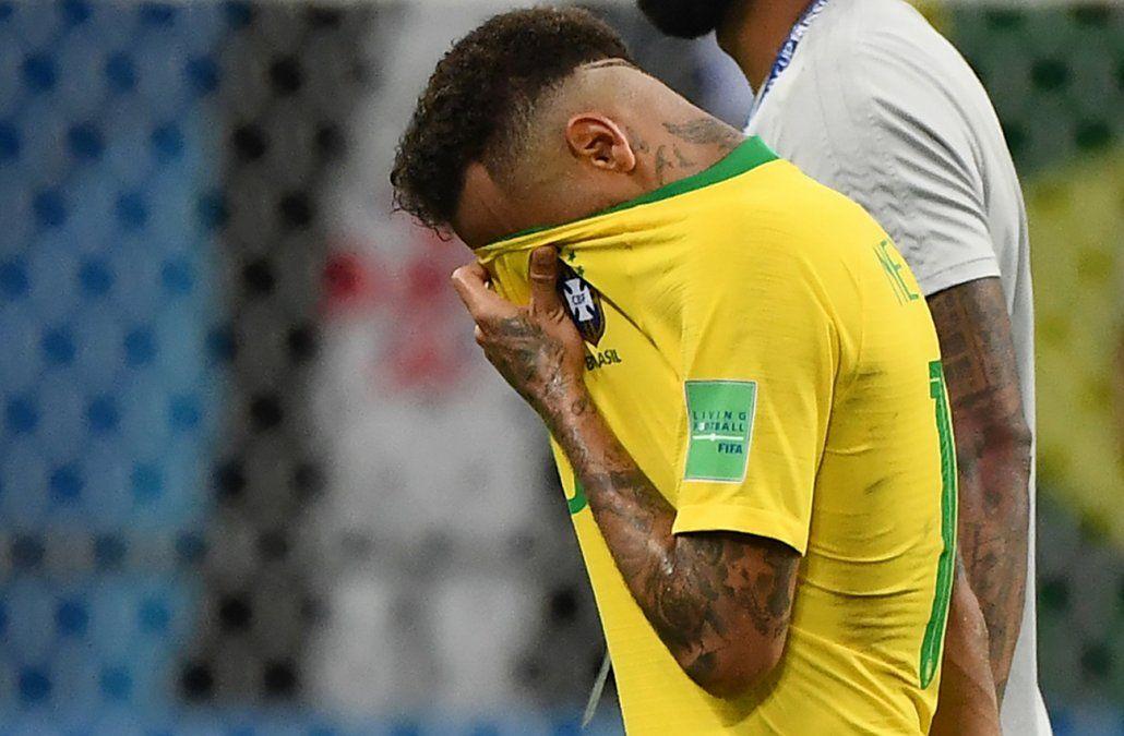 Neymar: Es difícil encontrar fuerzas para querer volver a jugar al fútbol