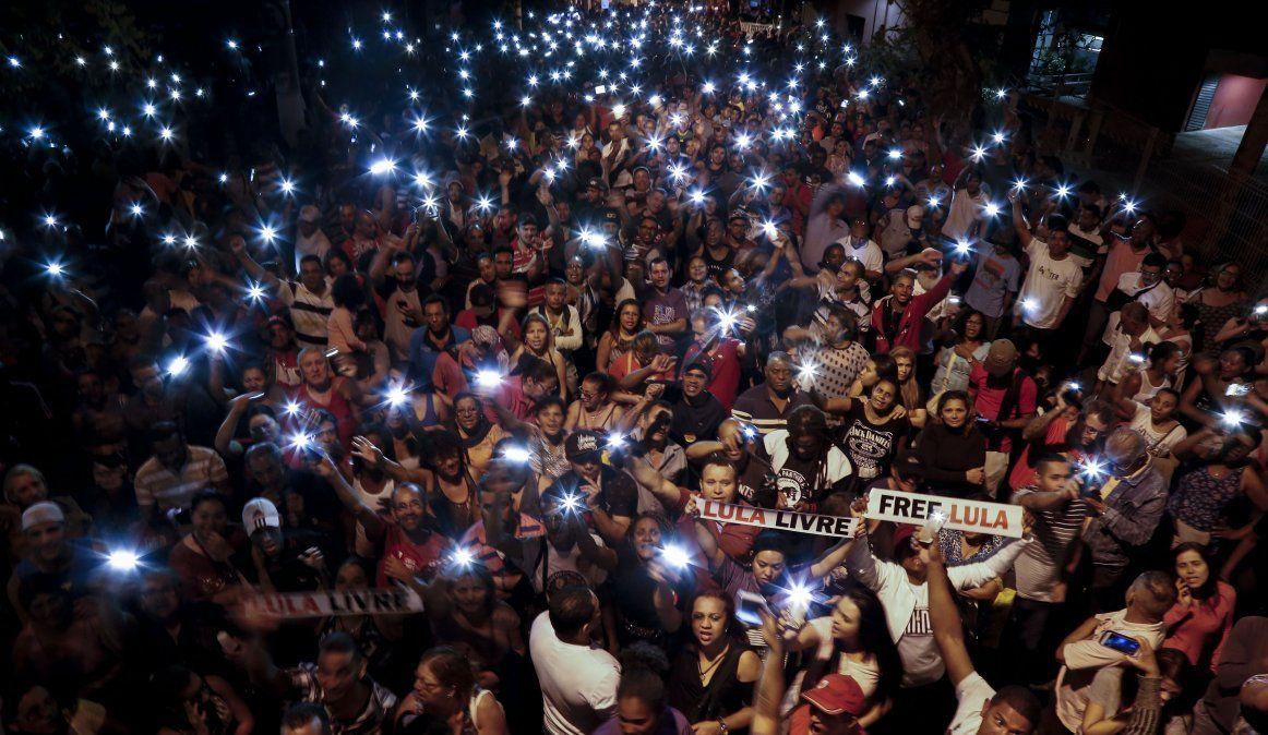 Presidente de tribunal de apelaciones determina que Lula siga preso