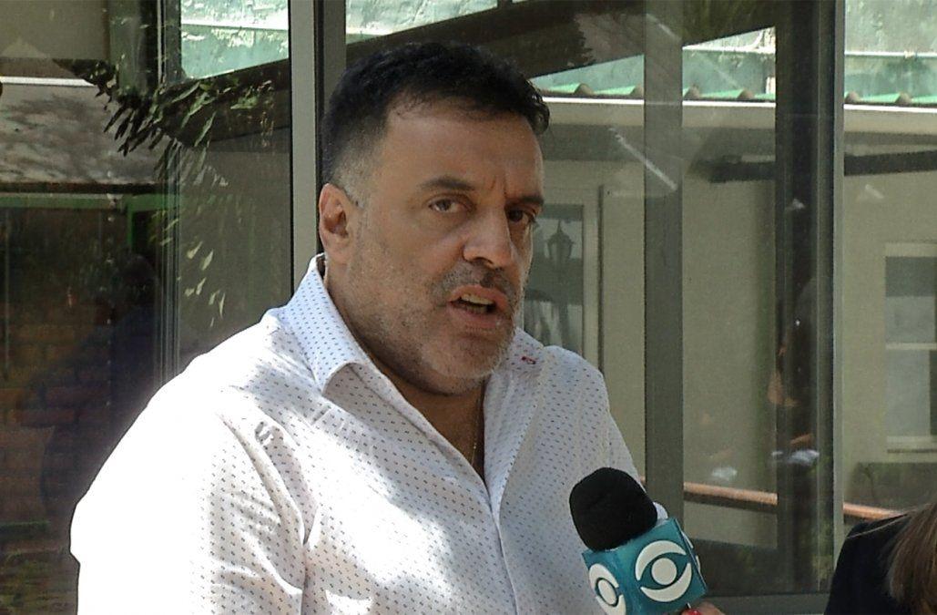 Ariel Pinocho Sosa fue suspendido de Daecpu por 3 años