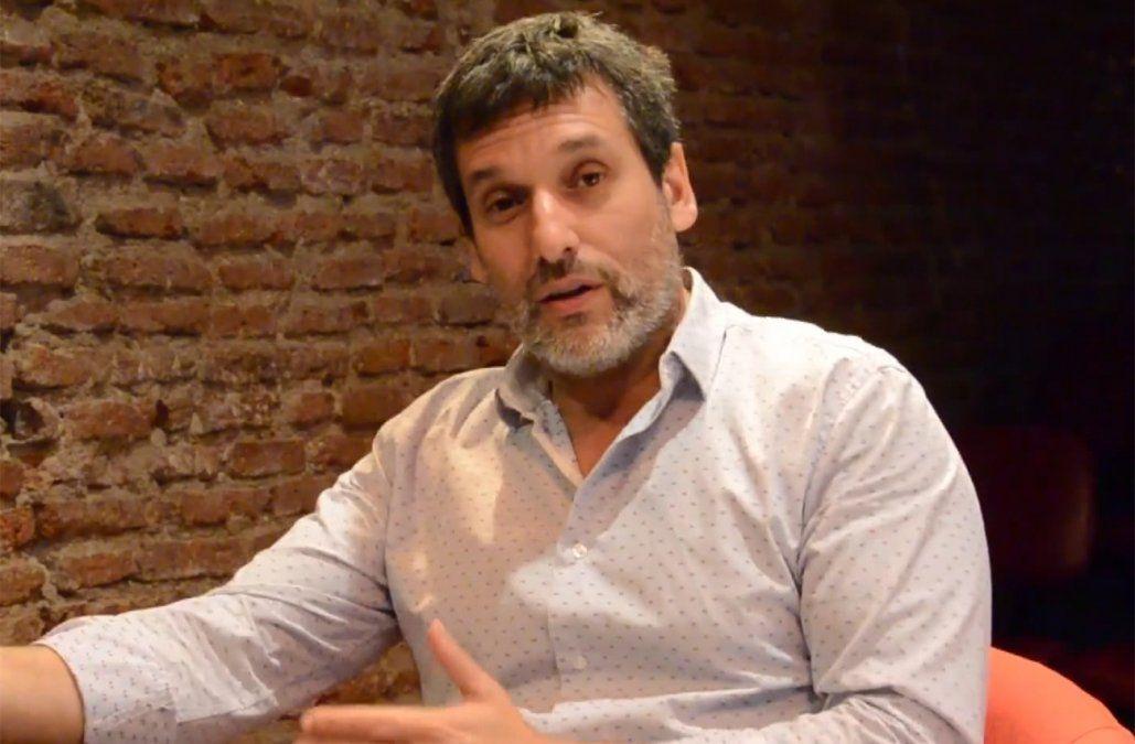 Franklin Rodríguez, las críticas a Socio Espectacular y la polémica con El Galpón