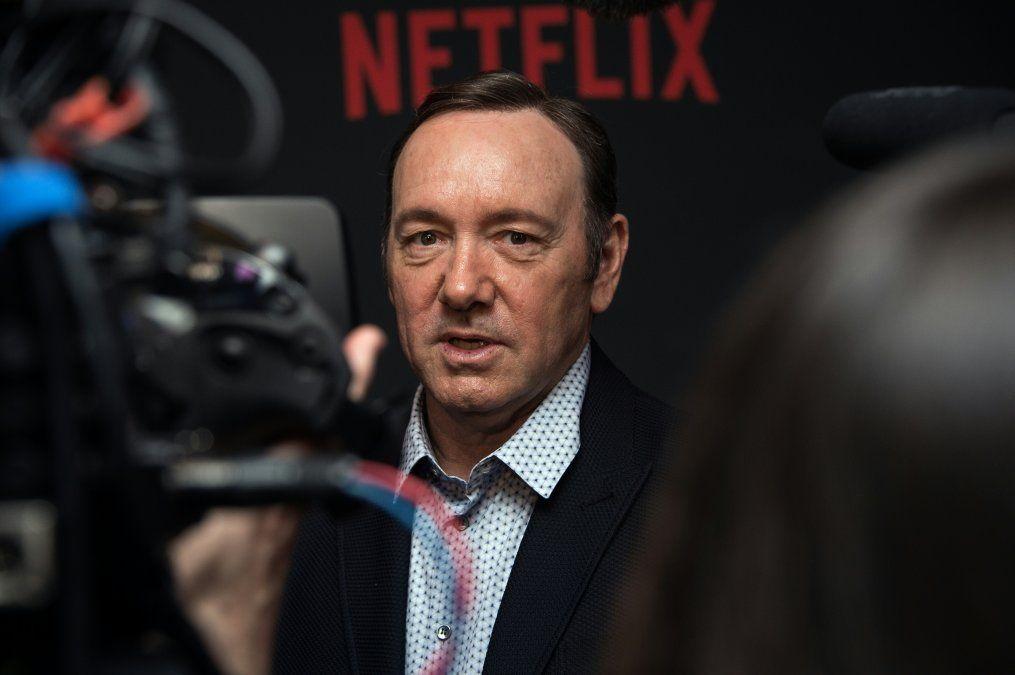 Equipo de House of Cards se vio sorprendido por despido de Kevin Spacey
