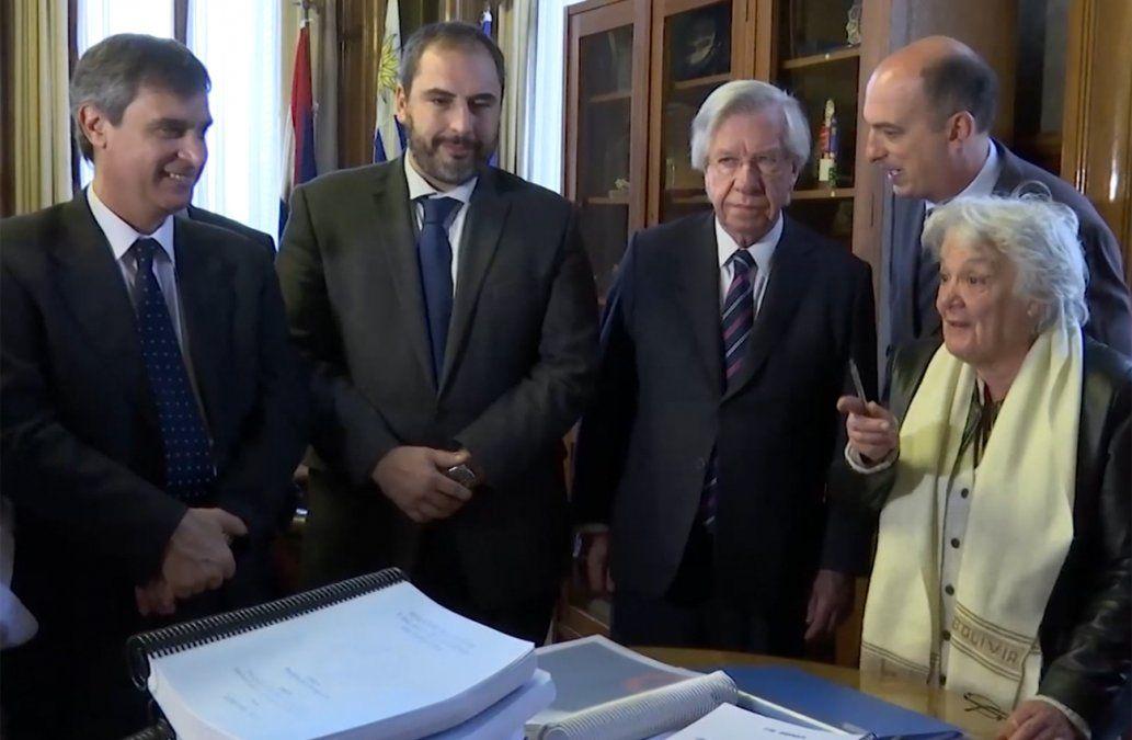 Astori comparece ante Diputados para presentar la Rendición de Cuentas