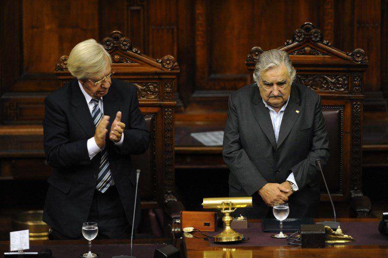 Astori y Mujica