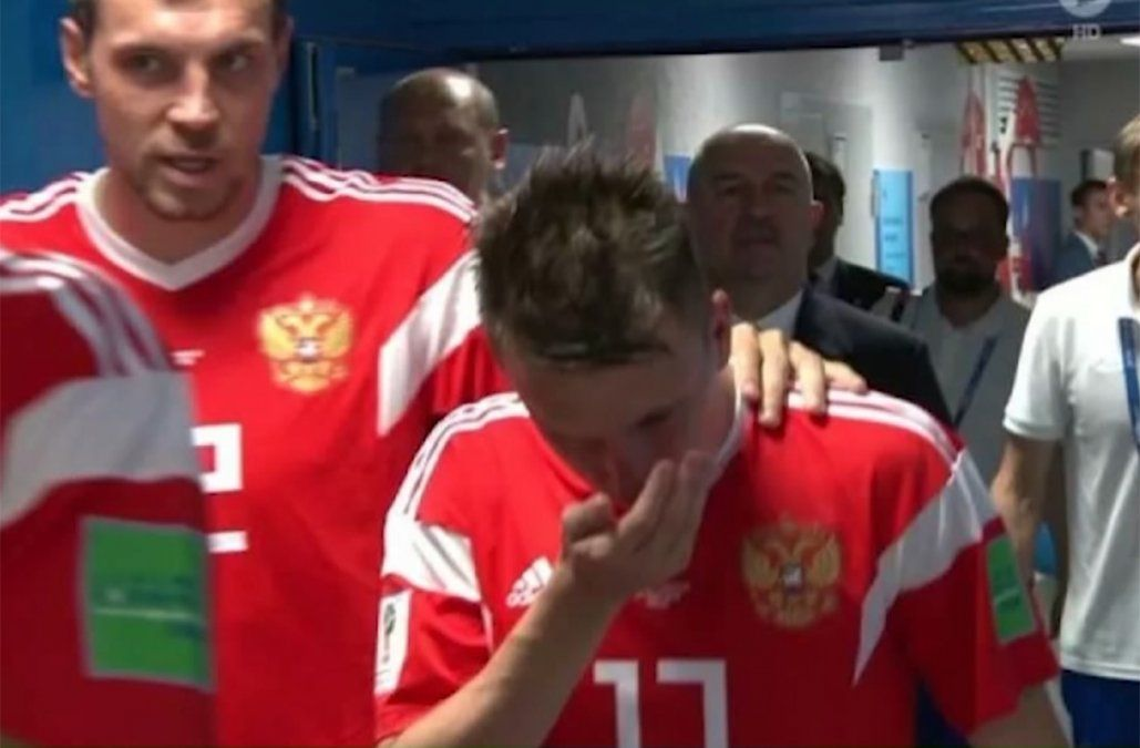 Inhalar amoníaco, la estrategia rusa para mejorar el rendimiento físico de sus jugadores