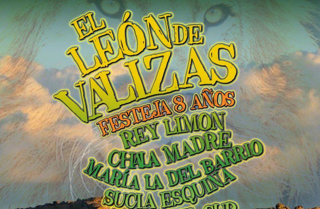 El León bar Valizas festeja ocho años en Montevideo Music Box