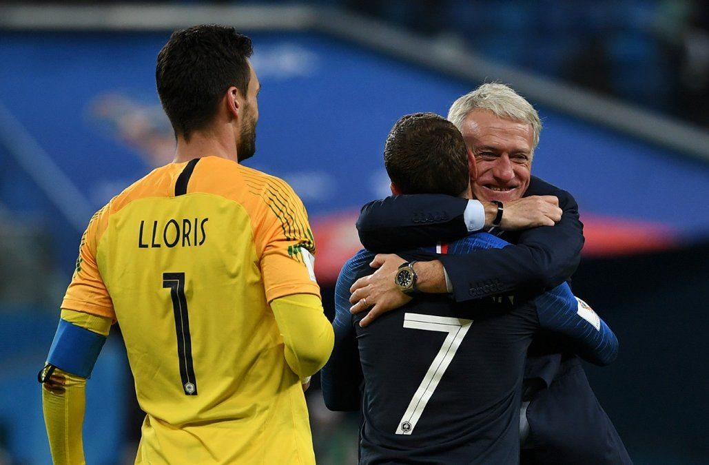 Francia a la final tras vencer a Bélgica con gol de Umtiti