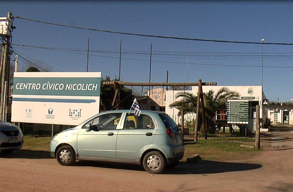 Asaltaron el municipio de Colonia Nicolich y se llevaron cerca de 400.000 pesos