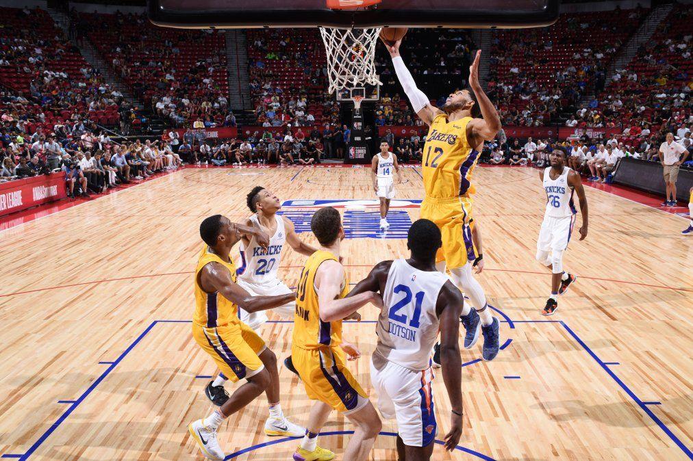 NBA: Lance Stephenson se une a LeBron James en Los Angeles Lakers