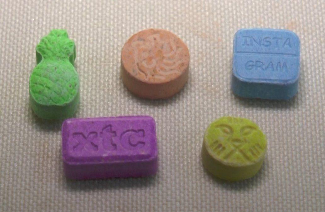 Detectan éxtasis puro en cristales y polvo con mayor riesgo de sobredosis