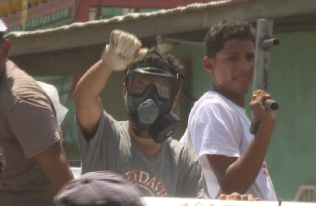 Comisión de DDHH contabiliza 264 muertos en las protestas contra el gobierno de Ortega