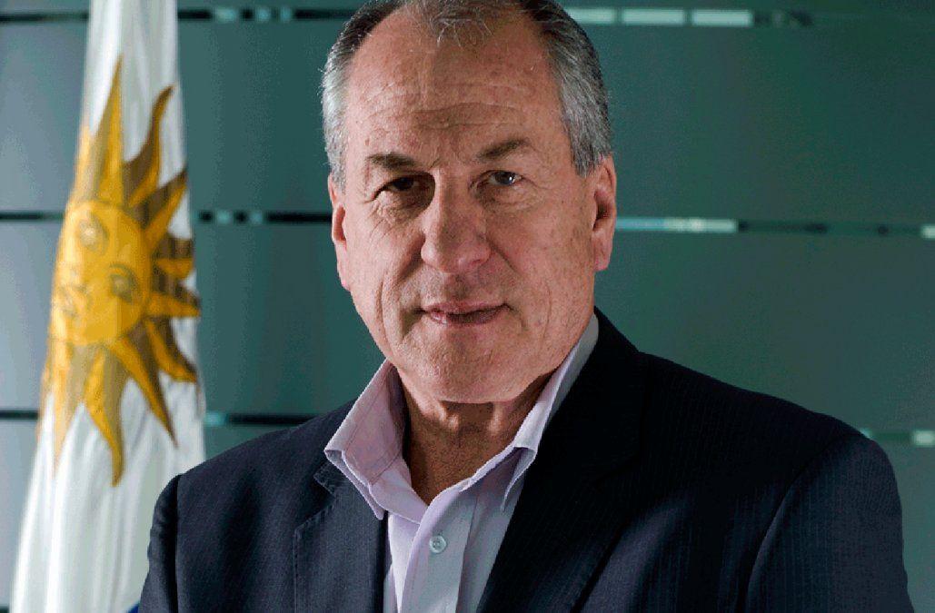 El independiente Ernesto Murro