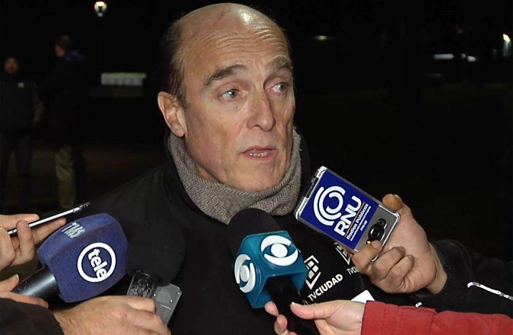 Martínez sobre Murro candidato: Cada uno que entienda pueda aportar, es respetable