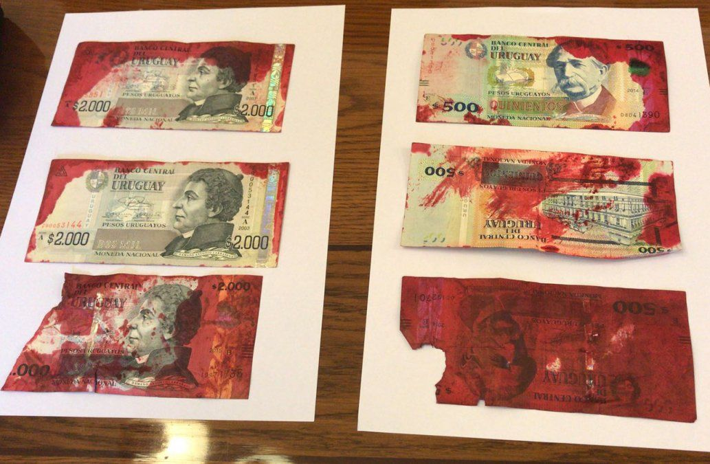 Banco Central autorizó colocar tinta verde en los cajeros en lugar de roja