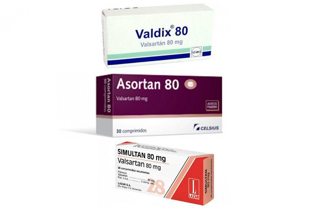 MSP exhorta a no dejar de tomar Valsartán, pese al retiro del medicamento