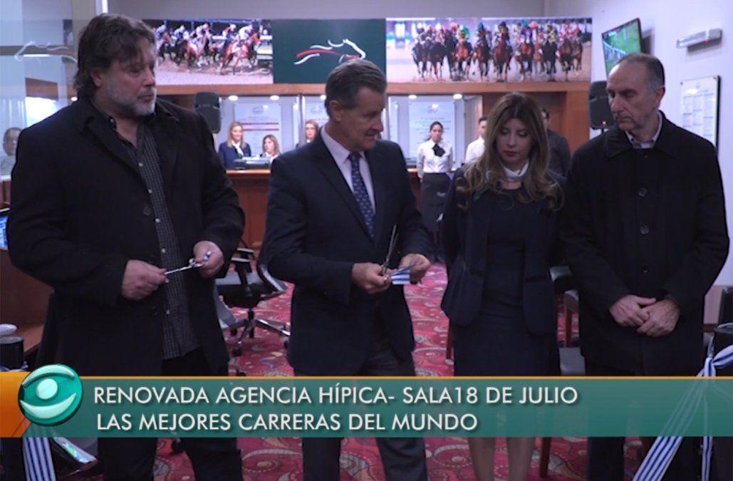 Codere inaugura nueva Agencia Hípica en Sala 18 de Julio